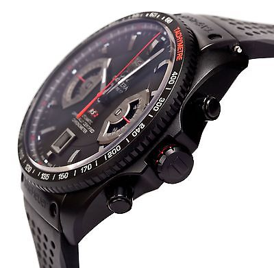 fa866fd26ae TAG HEUER Grand Carrera Calibre 17 RS2 Automatic Chronograph Gents Watch  CAV518B.FC6237